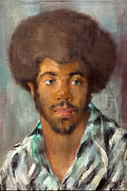 Horace Day Portrait of Ricky McNeil - Image Courtesy Alexandria Black History Museum