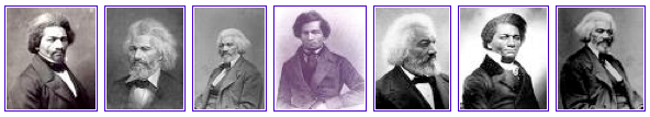 Images of Frederick Douglass