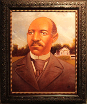 Portrait of Rev. Lewis Henry Bailey